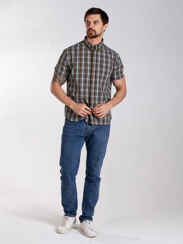 Рубашка к/р муж.  M012-03C-44GS BOSTON