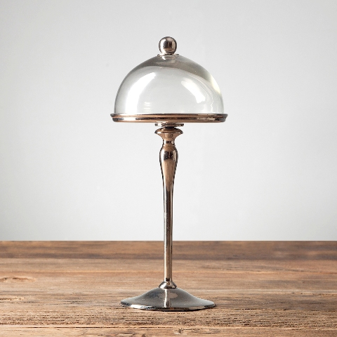 Чаши декоративные Чаша с крышкой на ножке 27,5 см Roomers Exstera chasha-s-kryshkoy-na-nozhke-roomers-niderlandy.jpeg
