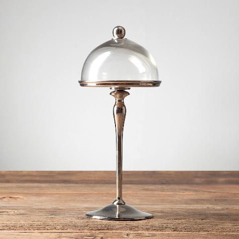 Чаша с крышкой на ножке 27,5 см Roomers Exstera