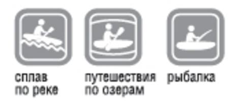 Надувная байдарка Stream Хатанга - 3 Sport