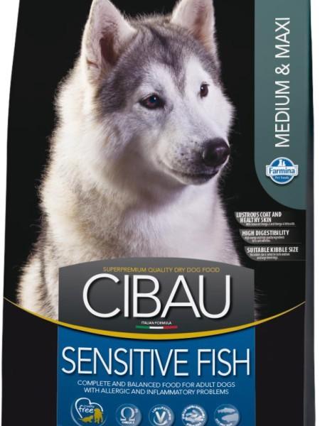 Farmina Корм Farmina Cibau Sensitive Medium/Maxi с рыбой для собак средних и крупных пород cibau-sensitive-fish-medmax-450x600.jpg