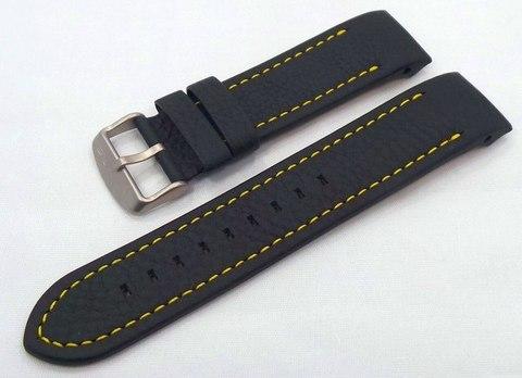 Кожаный ремешок для часов Восток Европа Анчар