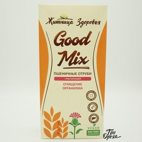 Пшеничные отруби с расторопшей ЖИТНИЦА ЗДОРОВЬЯ, 200 гр
