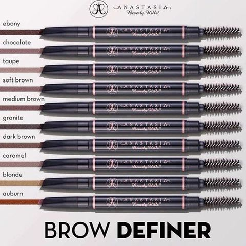 Карандаш для бровей Anastasia Beverly Hills Brow Soft Brown