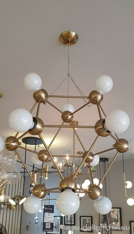 LINA by Rossy Li for ROLL&HILL 1 replica chandelier