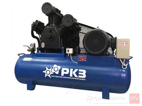Поршневой компрессор РКЗ CE 300-W125-25