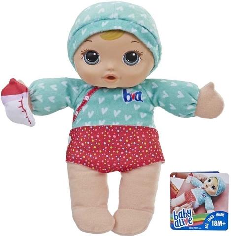 Кукла Hasbro Baby Alive для нежных объятий