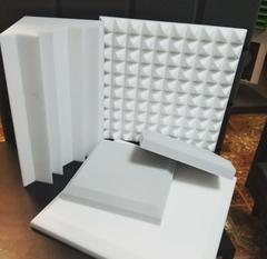 Негорючая акустическая панель ECHOTON FireProof Pro 600*600*40 мм