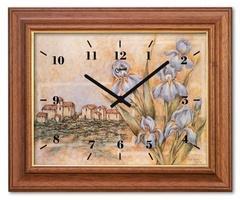 Часы настенные Lowell 01826B