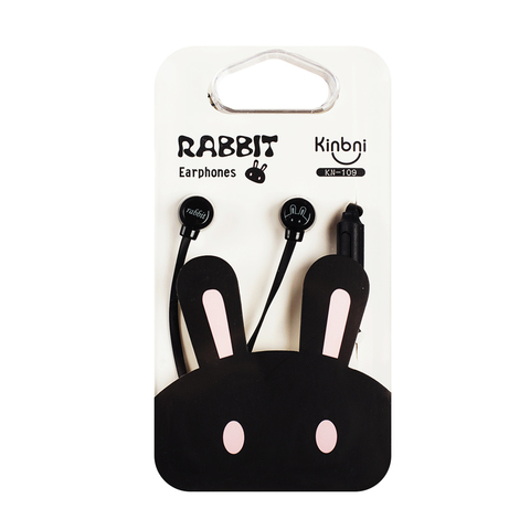 Наушники Rabbit Black