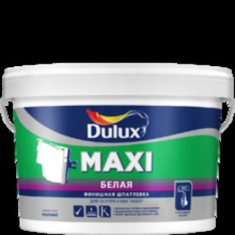 Dulux Maxi Шпатлевка финишная.