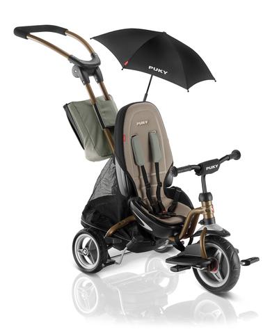 Трехколесный велосипед Puky CAT S6 Ceety бронзовый