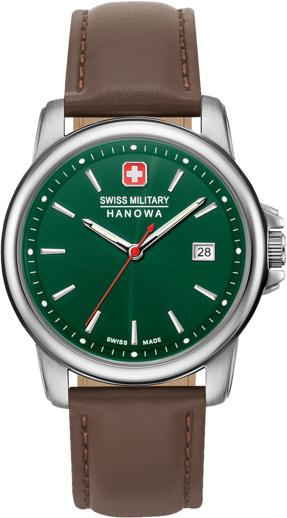 Часы мужские Swiss Military Hanowa 06-4230.7.04.006 Swiss Soldier-Recruit