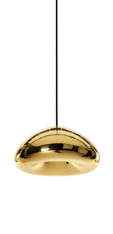 replica Void pendant lamp (gold)
