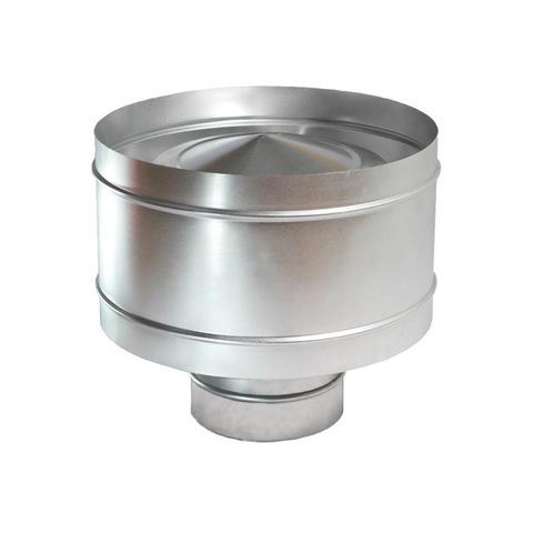Дефлектор крышный D 100 мм оцинкованная сталь