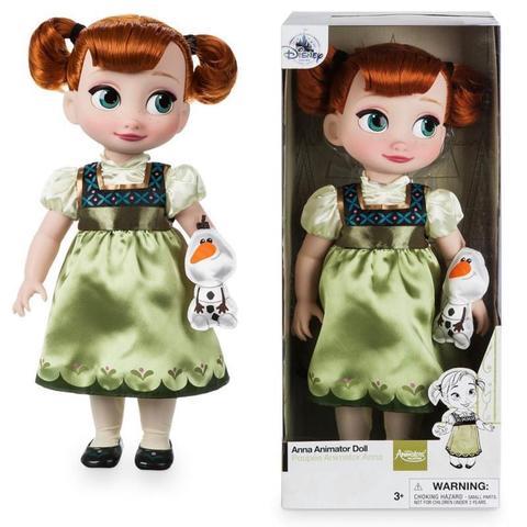 Кукла малышка Анна