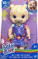 Игрушка интерактивная Hasbro Baby Alive Малышка Лил