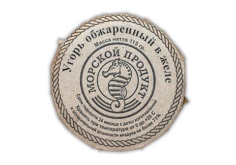 Угорь обжаренный в желе, 115г