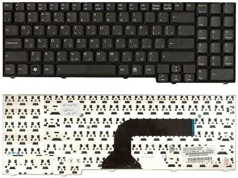 Клавиатура для ноутбука Asus G50 G50G G50V G50VT G70 M50 M70 M70L X71 Series