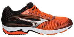 Мужские кроссовки для бега Mizuno Wave Sayonara3 J1GC1530 04 оранжевые | Интернет-магазин Five-sport.ru
