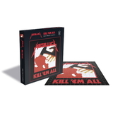 Metallica / Kill 'Em All (Пазл)