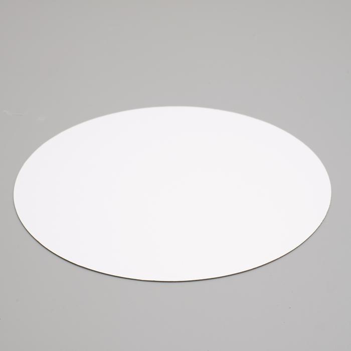 Подложка из мдф диаметр 30см