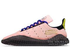 Женские Кеды Adidas Kamanda Pink