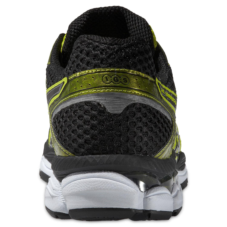 Мужские кроссовки для бега  Asics Gel-Cumulus 16 (T439N 0590) желтые фото