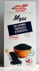 Мука из семян черного кунжута, 300 гр. (Житница здоровья)