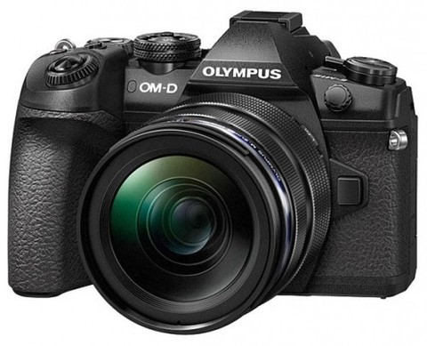 Olympus OM-D E-M1 Mark II Kit 12-40 black