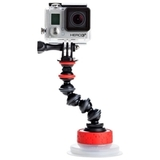 Присоска Joby Suction Cup & GorillaPod Arm