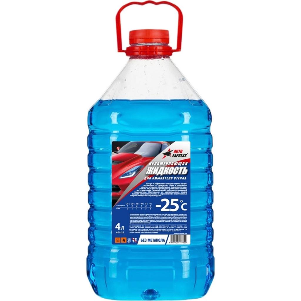 Незамерзающая жидкость Auto Express (4л)