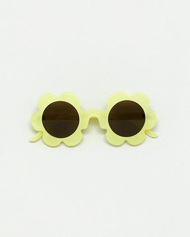 Солнечные очки DAISY неоновый