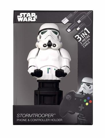 Подставка Cable guy: Star Wars: StormTrooper CGCRSW300011