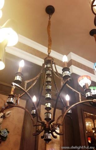 Design lamp 07-188