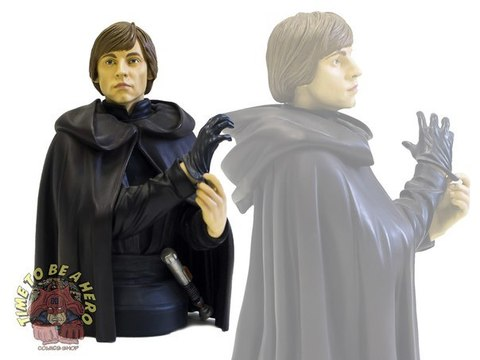 Luke Skywalker Jedi Knight Bust