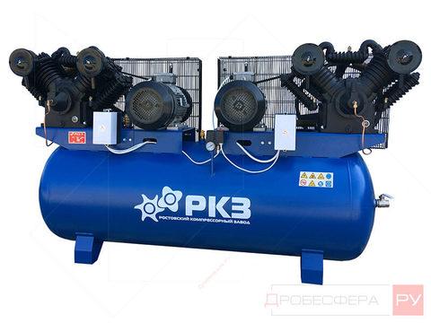 Поршневой компрессор РКЗ CE 500-2V135