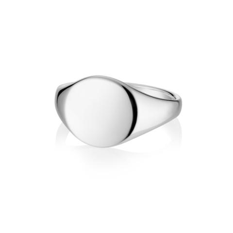 Кольцо-печатка CIRCLE