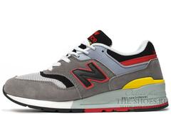 Кроссовки Мужские New Balance 997 Multi Color Edition