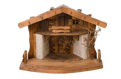 Дом для вертепа  11 см