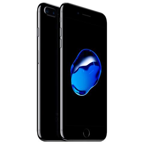 iPhone 7 Plus, 128 ГБ, «чёрный оникс»