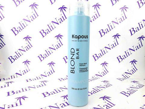 Blond Bar Освежающий шампунь для волос оттенков блонд, 300 мл