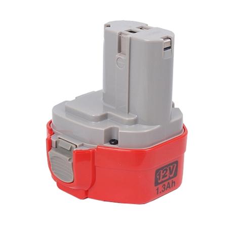 Аккумулятор для шуруповертов Makita 12.0В, 1.3Ач, NiCd