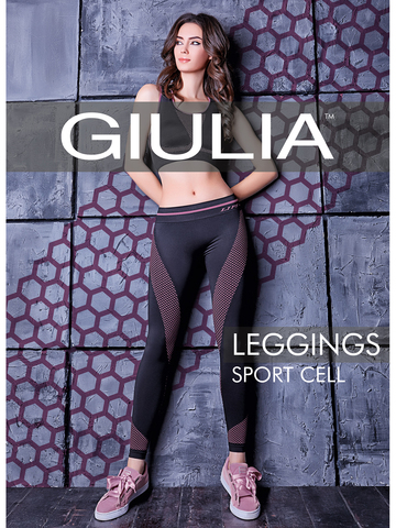 Легинсы Leggings Sport Cell Giulia