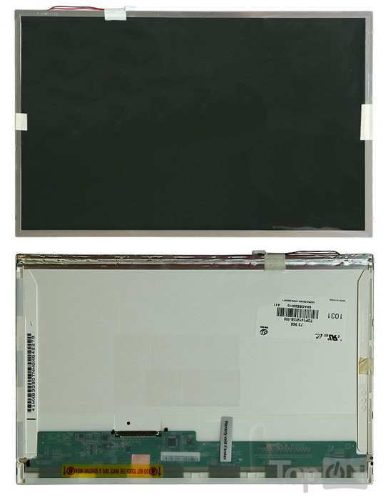 """Матрица для ноутбука 14.1"""" 1280x800, 30 pin, CCFL, глянец. Аналог: HT141WXB-100 LTN141W1-L0B LP141WX3(TL)(N1) LTN141W3-L01 LTN141AT07 LTN141W1-L06-H"""