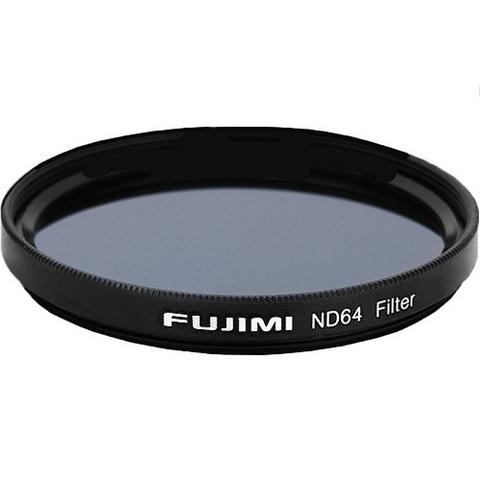 Нейтрально-серый фильтр Fujimi ND64 на 82mm
