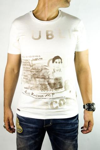 Футболка Pablo Escobar от E. Henao
