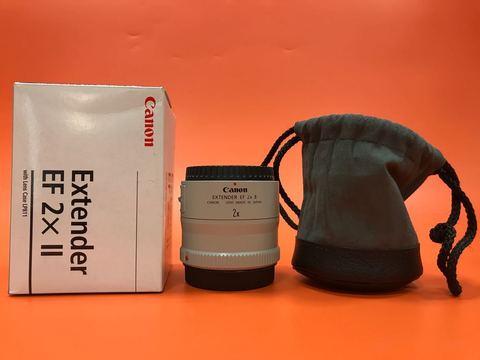 Экстендер  Canon EF 2x II Комиссия