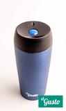 Термокружка el Gusto «Grano» синяя 470 мл