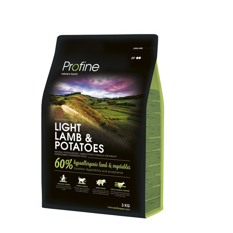 Profine Light Lamb and Potatos